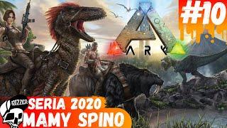 SPINO W PUŁAPCE w ARK Survival Evolved PL | Seria 2020 #10 - Rizzer