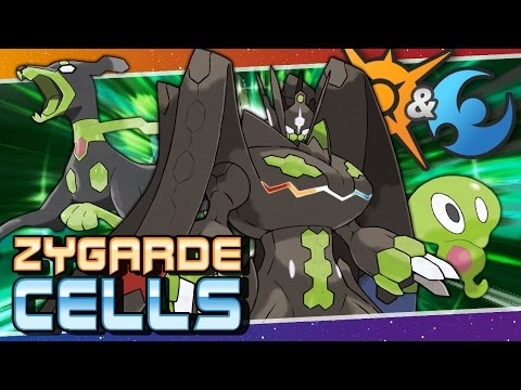 Pokémon Sun and Moon - How to Get Zygarde Complete Form | Cell & Cores Location Guide!