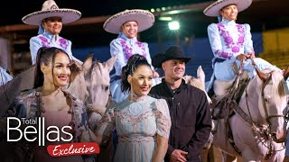 Nikki & Brie bring JJ to a Mexican rodeo rehearsal! - Total Bellas Exclusive