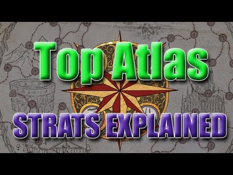 Top Atlas Strats for 3.1! Choose the right one for you!