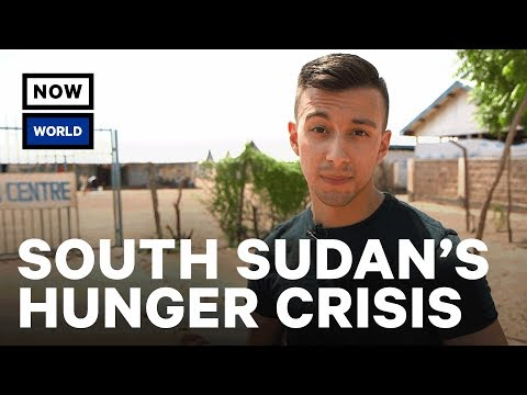 What's Causing South Sudan's Hunger Crisis? NowThis World Reports  NowThis World