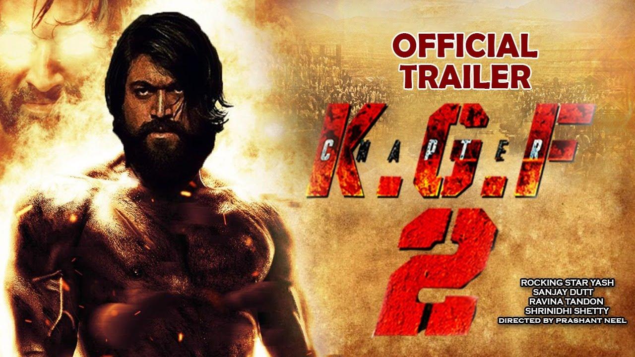 Download K.G.F Chapter 2 Official Trailer | Yash | Srinidhi Shetty |Sanjay Dutt |Prashanth N |Concept Trailer