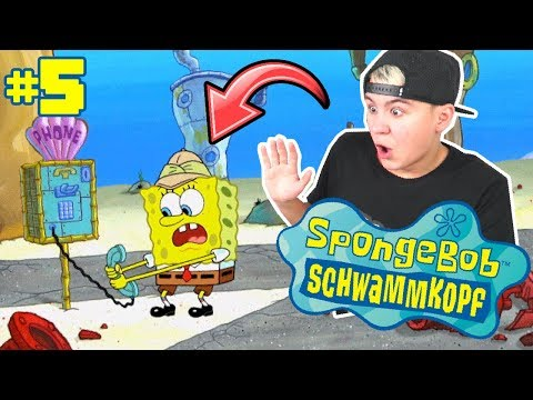 SPONGEBOB in BIKINI BOTTOM?! - Spongebob Schlacht um Bikini Bottom #05 [Deutsch/HD] thumbnail