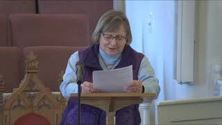 Congregational Church of Boothbay Harbor, Weekly Prayer for January 10 2021