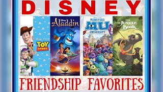 Disney Friendship Favorites (Medley) SATB - arr. Alan Billingsley