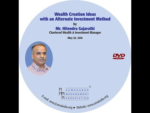 Wealth Creation Ideas with an Alternate Investment Method