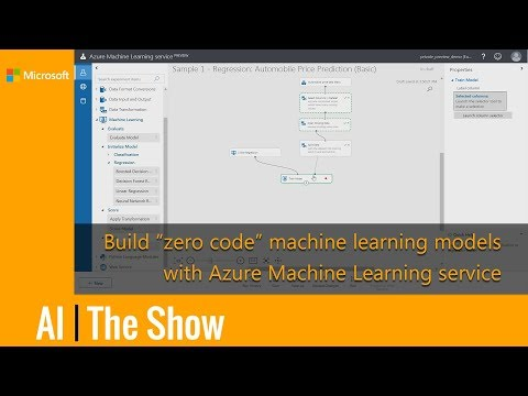 """build-""""zero-code""""-machine-learning-models-with-azure-machine-learning-service"""