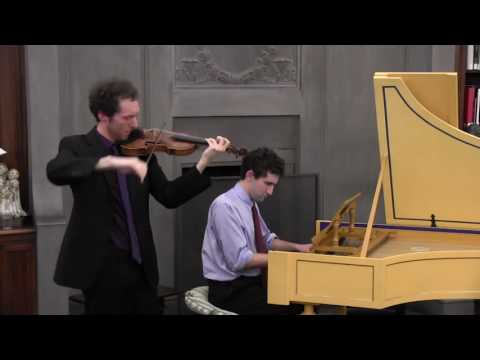 Castello and Marini: Violin Sonatas (Dorian Komanoff Bandy and Daniel Walden)