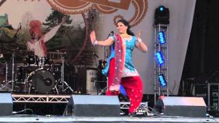 Anarkali Disco Chali - Karima Dance Academy at VIBC 2012 HSBC