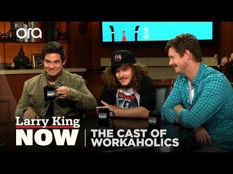 The Power of Stroke Breaks & Why King Should Let His Kids Watch 'Workaholics'
