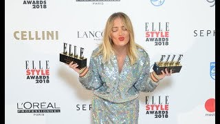 Delia, la ELLE Style Awards 2018