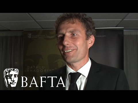 Euros Lyn presented with the Siân Phillips Award | BAFTA Cymru Awards 2015