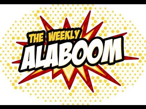 The Weekly Alaboom - August 12, 2015