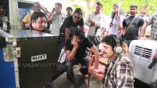 UNSEEN MAKING SEENS of Cameraman Ganga Tho Rambabu  ultimate powerfull pawan kalyan teaser new