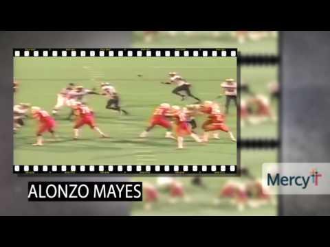 Cowboy Football All-American: Alonzo Mayes