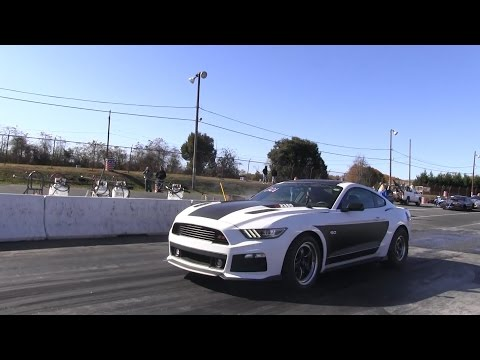 Worlds Fastest Manual Transmission S550 Mustang