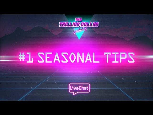 The Trillion Dollar Season: Episode #1