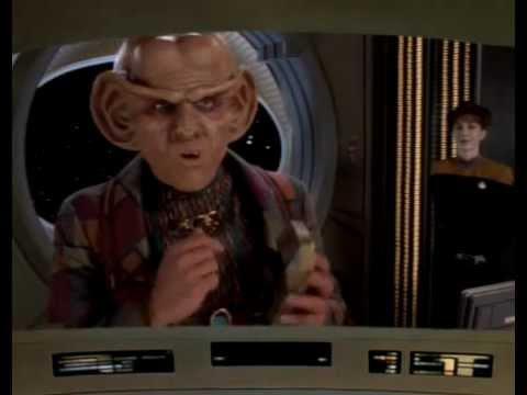 TNG Riker and Quark (First Born)
