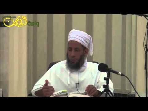 خلاف العلماء في صلاة الجماعة من فردين. الشيخ محمد بن زاهر العبري