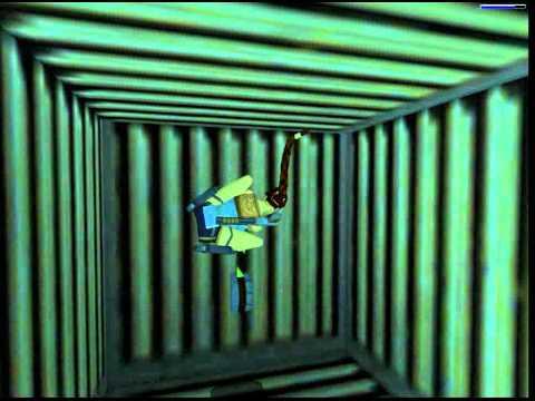Tomb Raider II - Level 6 - Diving Area