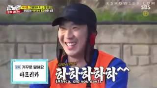 Running Man Ep 459 - Son Na-eun & Se Chan Romance + Funny Moments