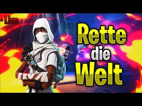 Fortnite RDW Live Mission mit euch!!! (Road To 450 Abos)