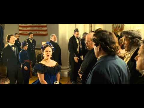 Lincoln - Clip 2: 'Mary Todd Lincoln and Thaddeus Stevens at the Ball'