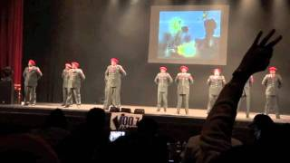 Repeat youtube video Kappa Alpha Psi Step Show 2012 (Brew City Stomp Down Winners)