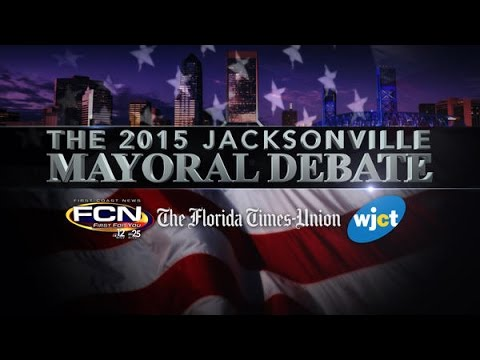 The 2015 Jacksonville Mayoral Debate