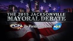 The 2015 Jacksonville Mayoral Debate