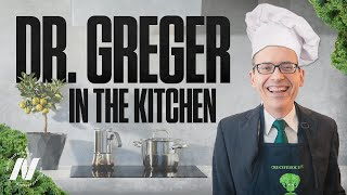 Dr. Greger in the Kitchen: My New Favorite Beverage