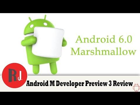 Marshmallow - Android