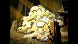 .::Kung fu panda El secreto de los 5 furiosos::. (1/2)