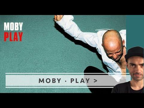 MOBY · PLAY. Influencia absoluta de la música de gran consumo