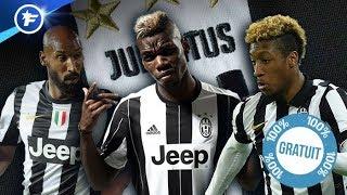 La Juventus, grande spécialiste des transferts à 0€