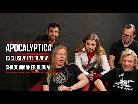 Apocalyptica on 'Shadowmaker' Album + New Singer Franky Perez