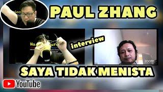 Download Joseph Paul Zhang | Interview Klarifikasi Singkat Wartawan Jawa pos ❗️❗️ SAYA TIDAK MENISTA