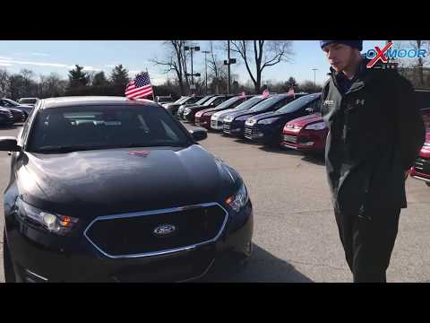 2018 Ford Taurus SHO at Oxmoor Ford Lincoln | Louisville, KY