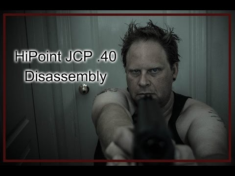 Hi-Point JCP .40 Takedown