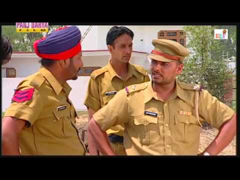 LATEST PUNJABI COMEDY | Bhaiya V/S Punjab Police | Mithu Sarpanch | Balle Balle Tune Comedy Scenes