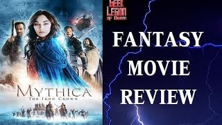 MYTHICA : THE IRON CROWN ( 2016 Kevin Sorbo ) Steampunk Fantasy Movie Review