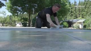 видео Лестница для крыши borga (кровельная стеновая): как сделать ремонт своими руками дома, конька