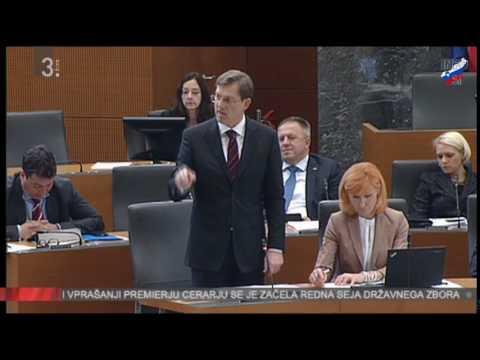 Miro Cerar - noče slovenije brez migrantov