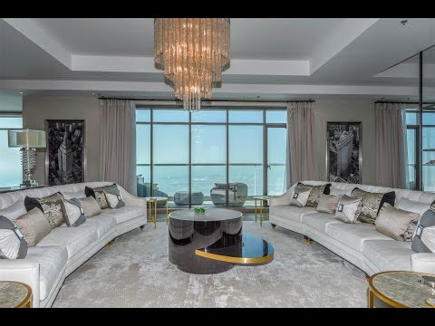 Artistic Penthouse in Dubai, United Arab Emirates