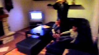 Mikuláš, Anděl a Čert u nás doma :)