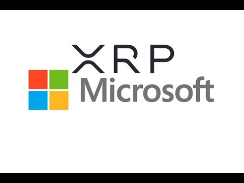 Ripple XRP , Bakkt Phase 2 Retail With Microsoft