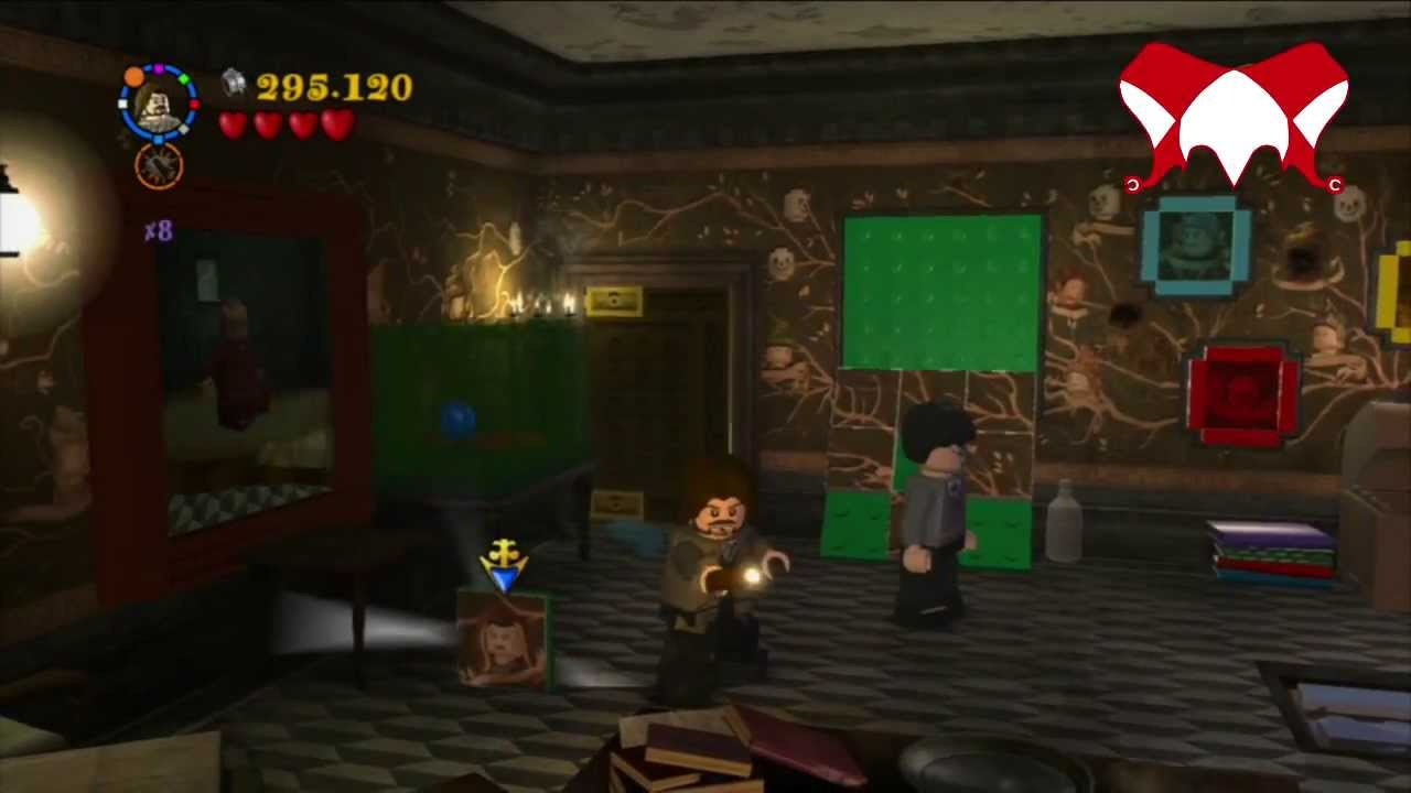 Let S Play Lego Harry Potter 5 7 Hogwarts Wappen 04 24 Youtube
