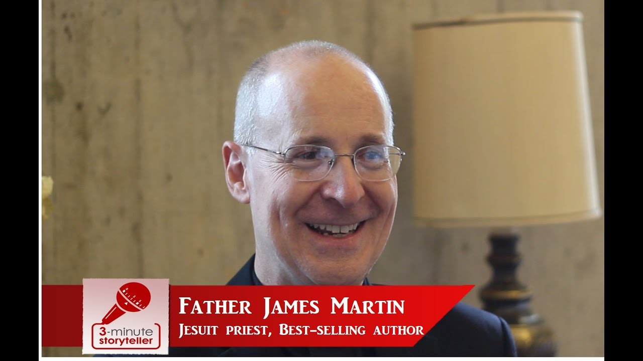 FATHER JAMES MARTIN--Jesuit Priest, Best-selling author ...