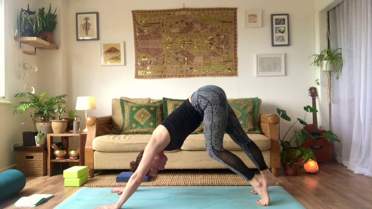 MORNING YOGA  16th May, find your strength and power