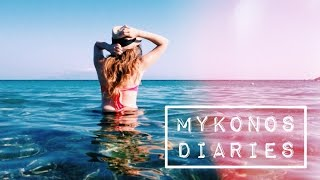 Mykonos Diaries: Travel With Me + Lookbook Thumbnail